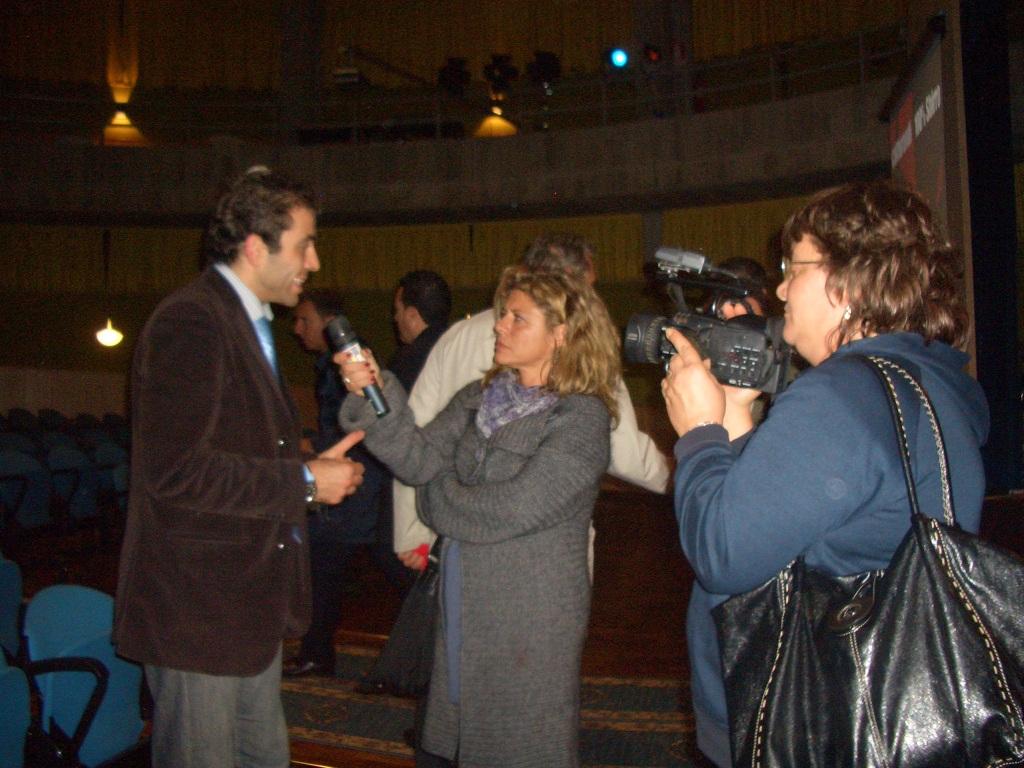 Intervista a TeleJato