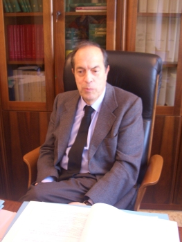 Guido Chionni, presidente Tribunale Isernia