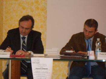 Luca TESCAROLI e Paolo DE CHIARA