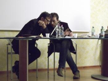 don Aniello MANGANIELLO e Paolo DE CHIARA