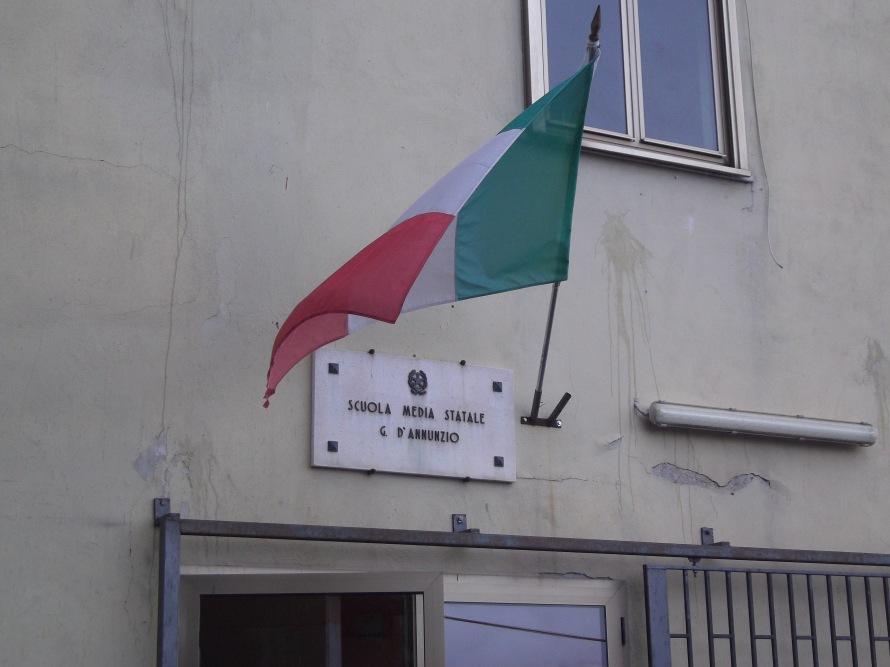 """SCUOLA Media Statale """"D'Annunzio"""", Sesto Campano"""