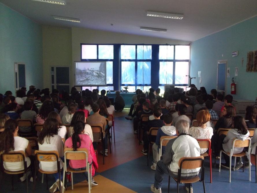 """VENAFRO, Istituto """"Pilla"""", 23 maggio 2012"""