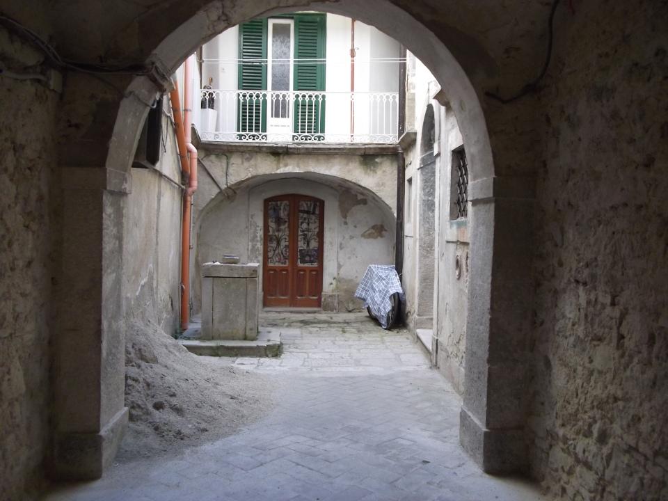 Campobasso, via Sant'Antonio Abate, 58