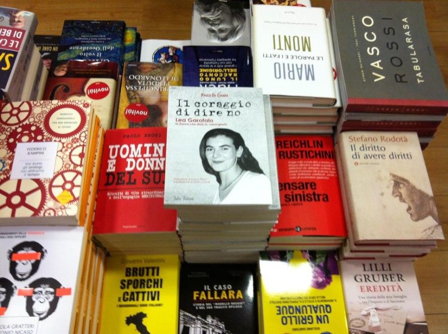 Il Coraggio di dire NO, libreria Ubik, Cosenza