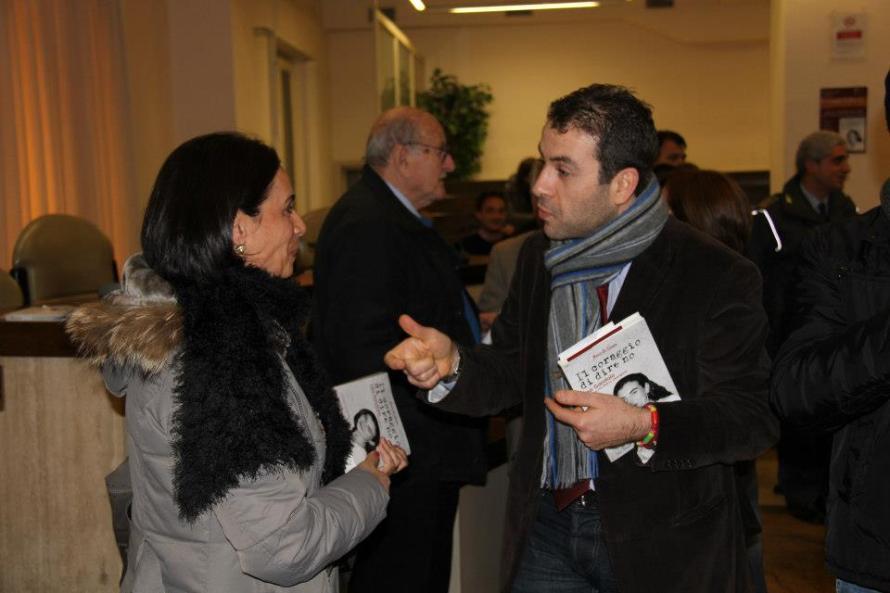 con Marisa GAROFALO
