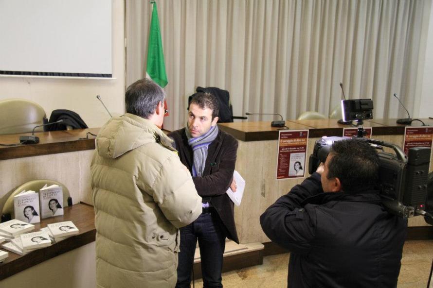 Paolo De Chiata interviste