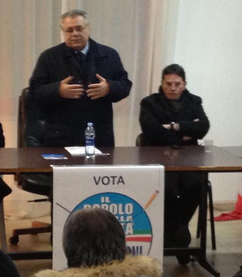 Michele Iorio e Giovancarmine Mancini
