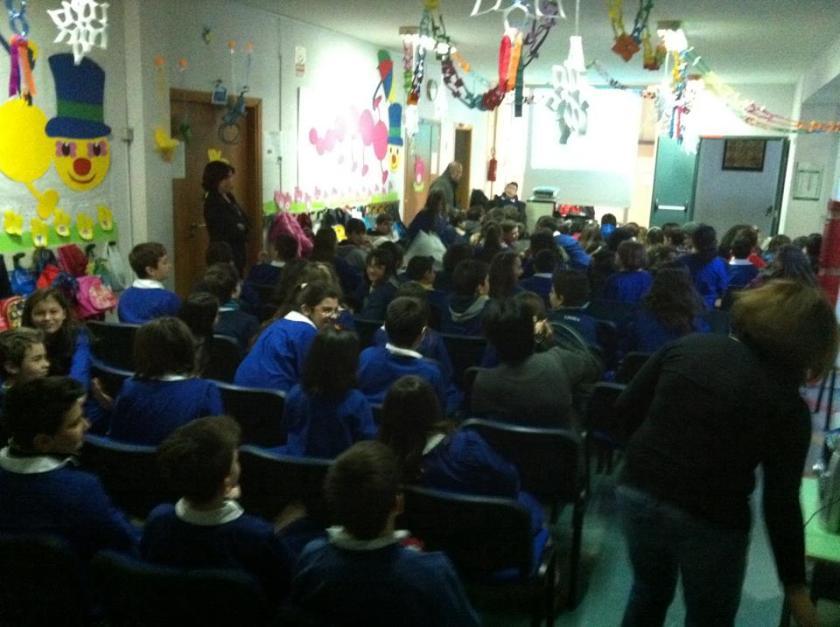 scuola venafro4, febbraio 2012
