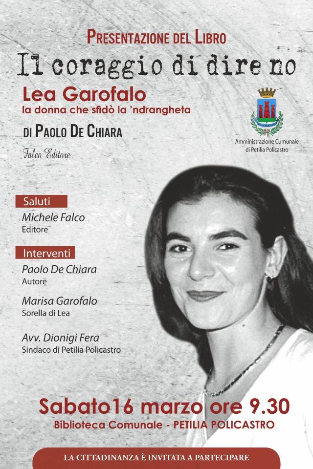 Petilia Policastro, 16 marzo 2013