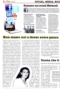 Lea Garofalo, Liceo San Nilo - Rossano (Cosenza)