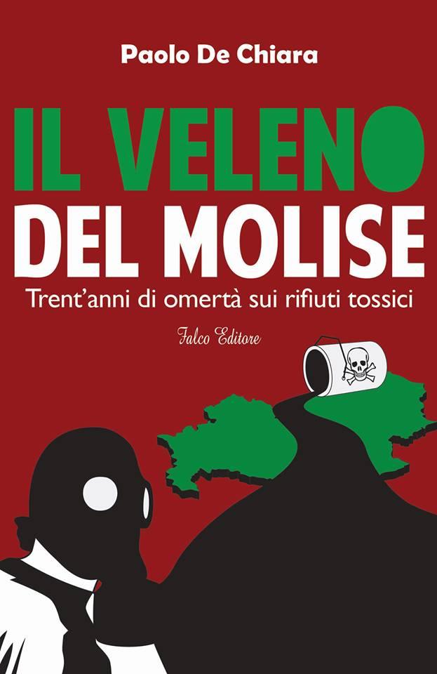 Instant Book copertina, IL VELENO DEL MOLISE