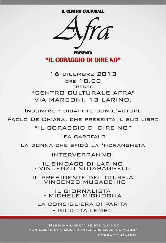 manifesto larino, 16dic2013