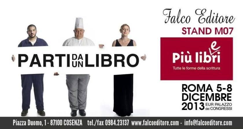 PIU' LIBRI2, Roma, dicembre 2013