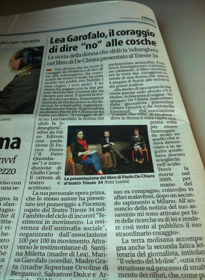 articolo LIBERTA'