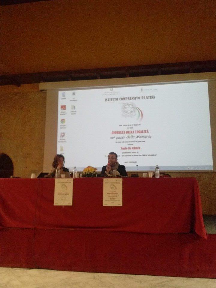 con preside Anita Monti