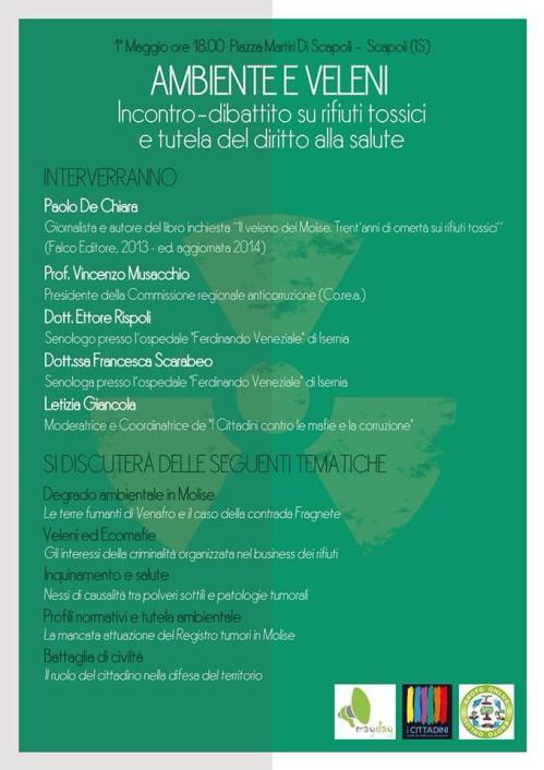 manifesto I MAGGIO