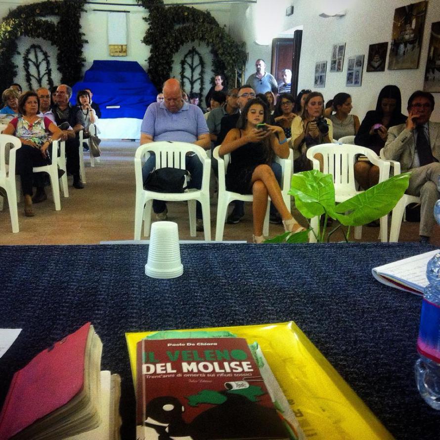 Il Veleno del Molise in SICILIA