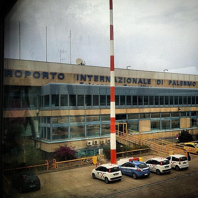 aeroporto falcone e borsellino