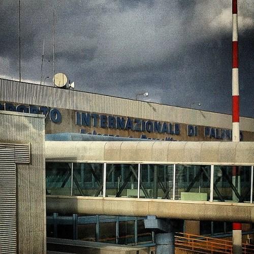 aeroporto punta raisi est