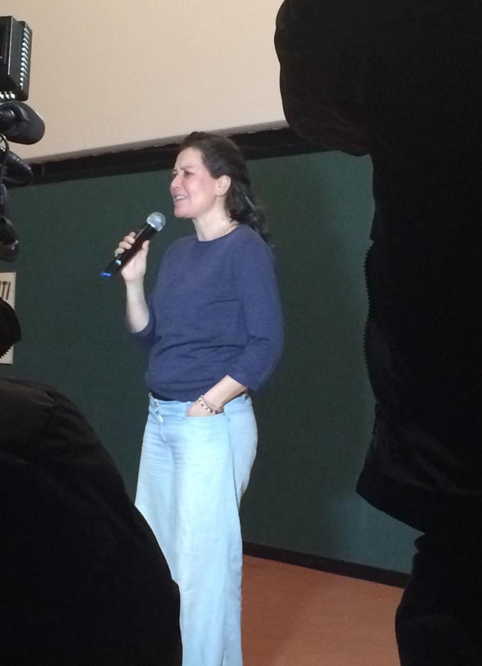 Sabina Guzzanti a Campobasso