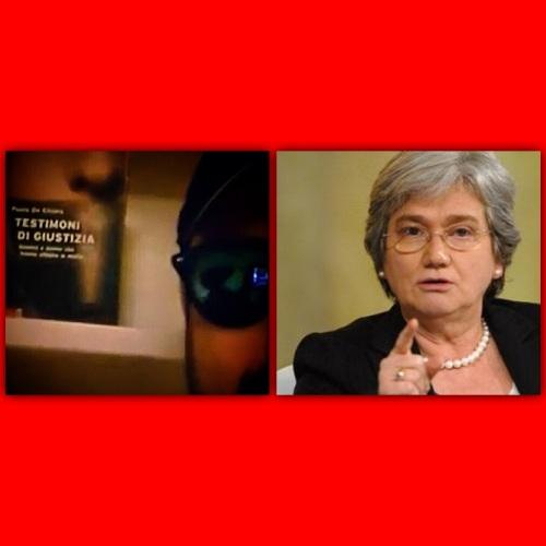 Il TdG Gennaro c. e il presidente dell'Antimafia Rosy Bindi
