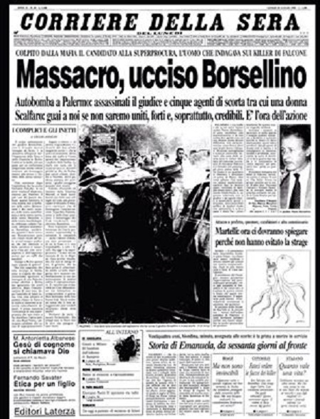 MASSACRO Borsellino