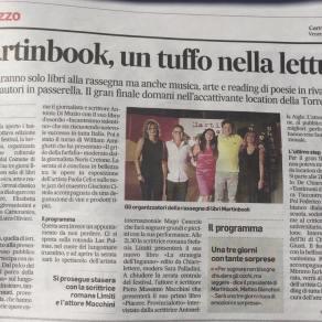 Corriere Adriatico, luglio 2017 tdg
