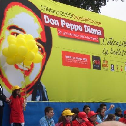 Casal di Principe 19marzo2009 In ricordo di don Peppe Diana (1)