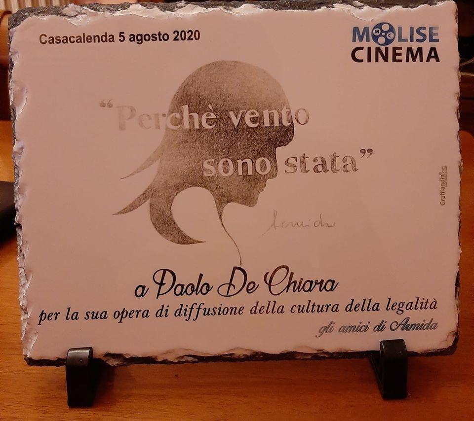 "Premio ""ARMIDA MISERERE""2020"